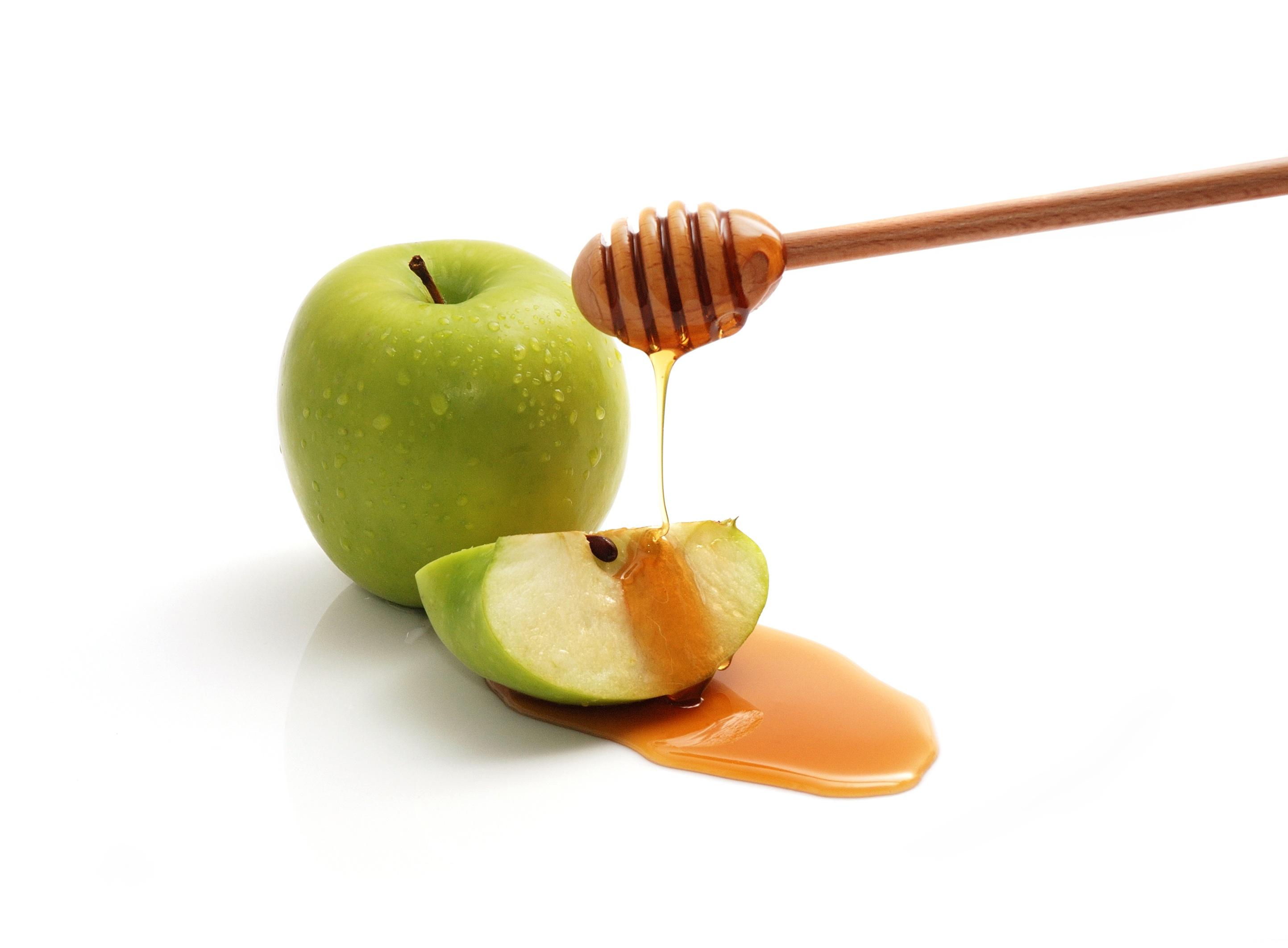 แอปเปิ้ลกับน้ำผึ้ง