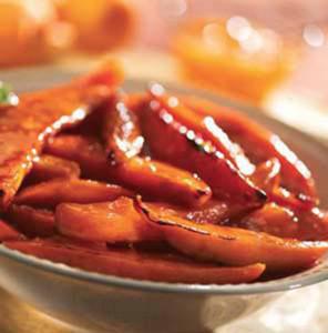 Baked Honey Sweet Potatoes