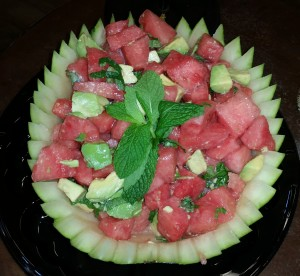 watermelon-avocadosalad