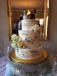 SCBirch Wedding cake
